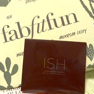FabFitFun ISH lip statement palette